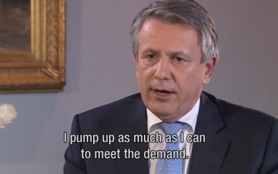 Ben van Beurden and Mark Campanale about the Paris climate deal