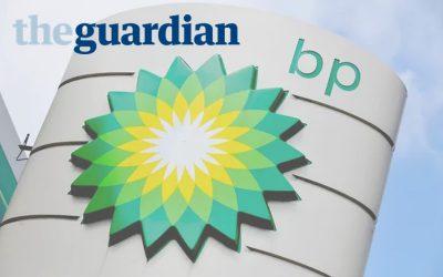BP faces shareholder challenge over carbon targets