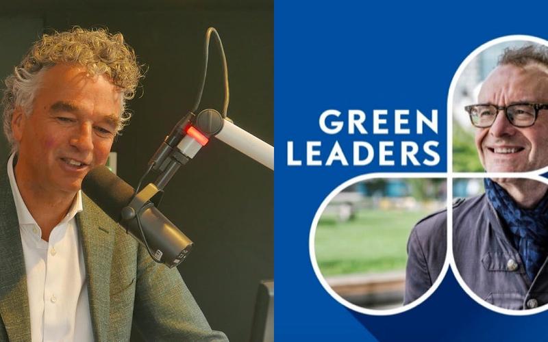 Green Leaders podcast: Paul Van Liempt interviewt Mark van Baal