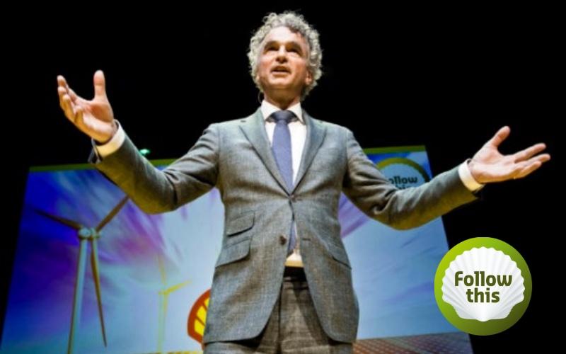 Shell stelt voor het eerst concreet CO2-doel maar Follow This nog niet tevreden