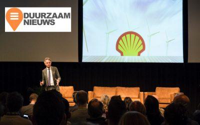Shell blijft aandeelhouders adviseren om tegen duurzaamheid te stemmen