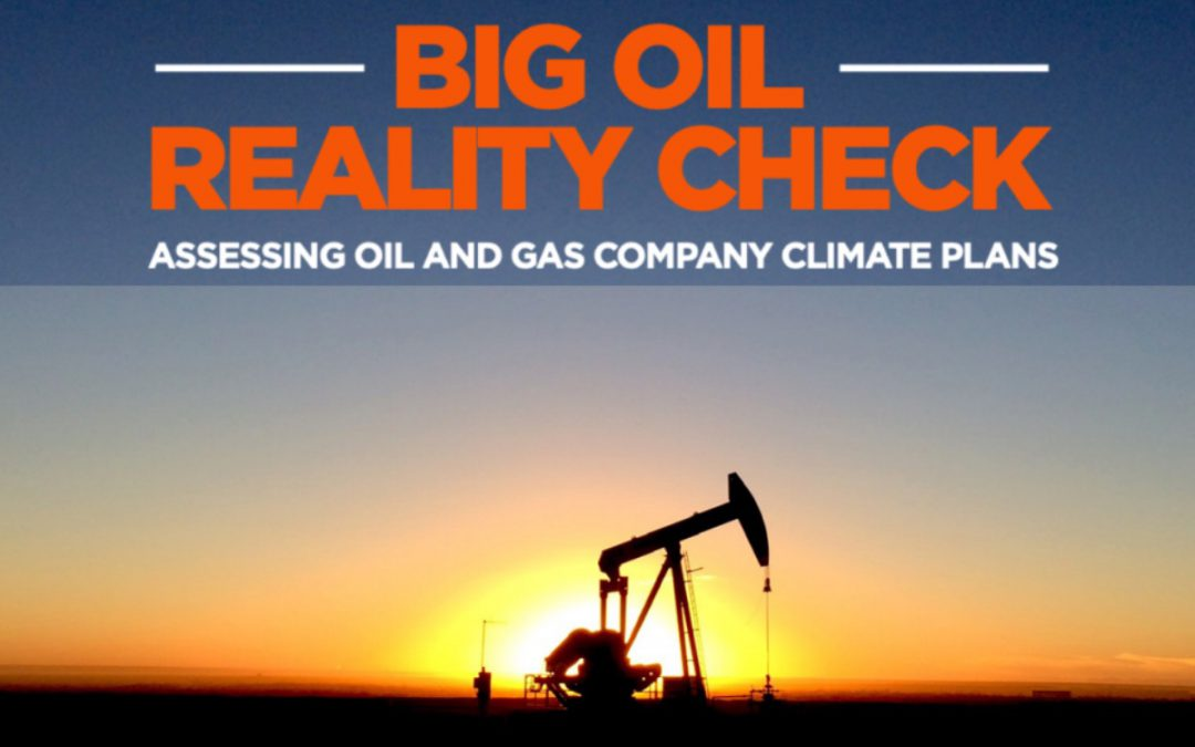 Big Oil Reality Check