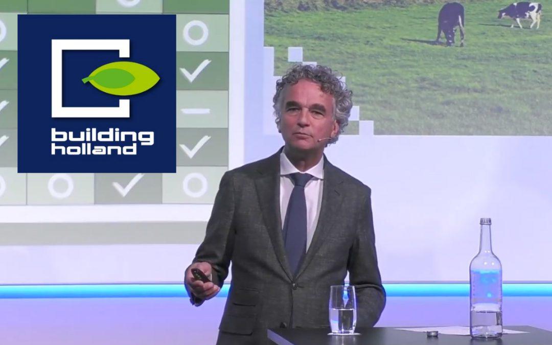 Keynote at Building Holland