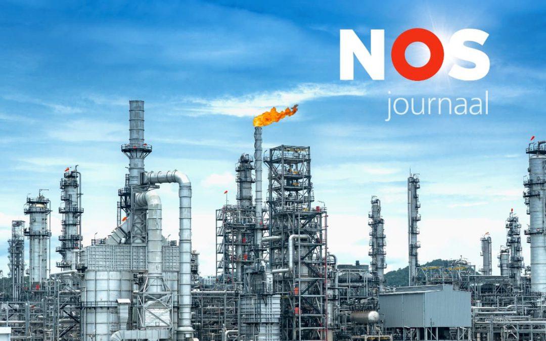 """Follow This in NOS Journaal: """"plannen Shell niet genoeg om klimaatverandering te stoppen"""""""