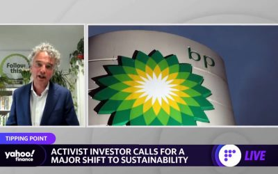 Follow This on Yahoo: 'We need the oil industry to rapidly change'
