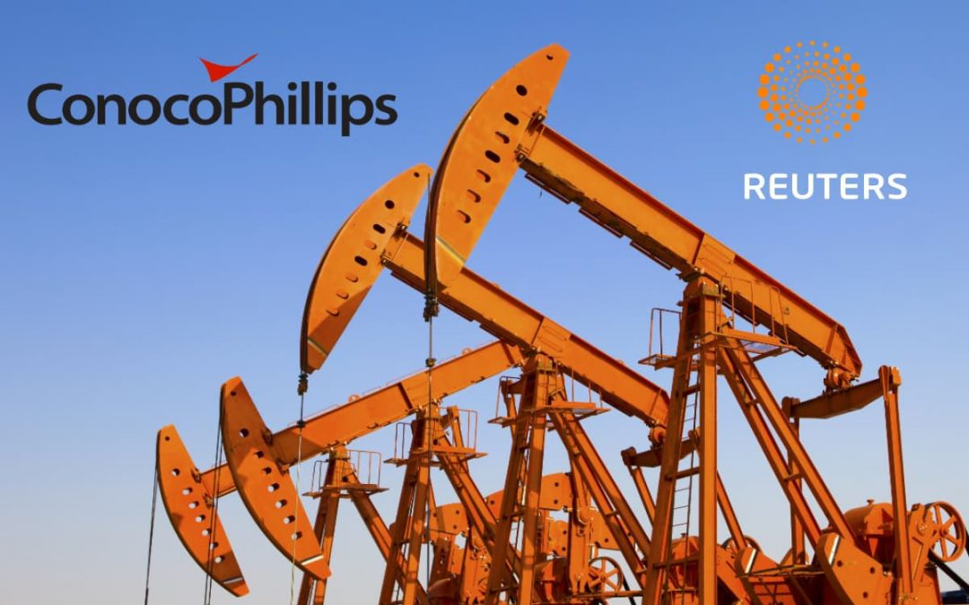 ConocoPhillips bets $23 bln on U.S. shale oil as rivals retreat