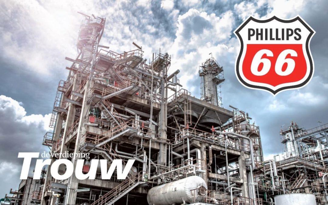 Een meerderheid aandeelhouders Phillips 66 stemt voor klimaatresolutie van Follow This