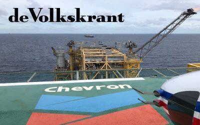 Shell maakt klimaat-knieval en vertrekt uit het eldorado van de olie-industrie