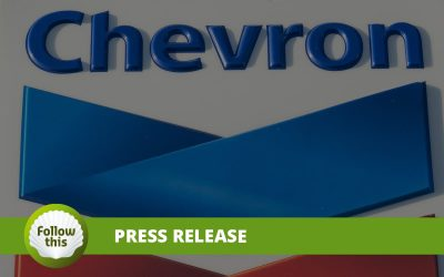 Chevron responds to Follow This climate resolution with disappointing target