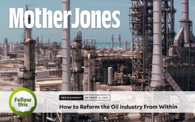 How to reform the oil industry from within